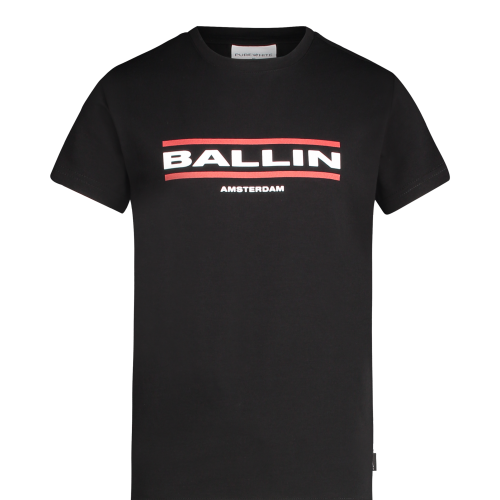 Ballin t-shirt kids black 21017105_02