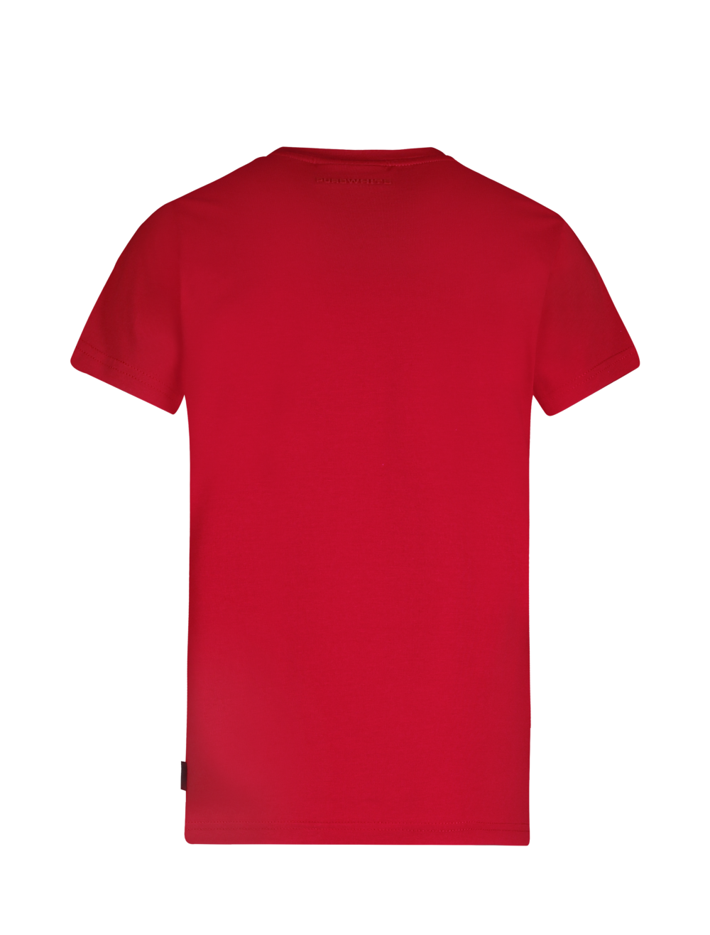 Ballin t-shirt rood 21017107_28_back