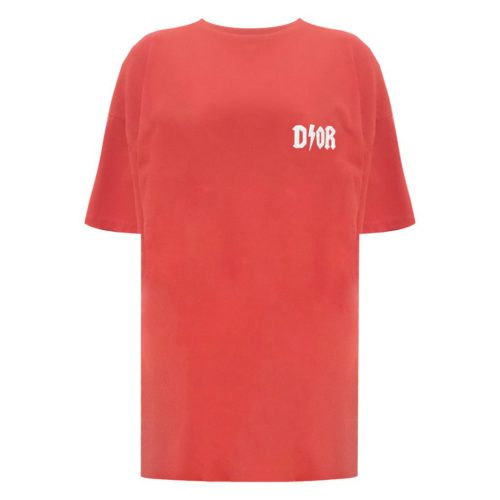4coolkids-ladies-t-shirt-dior-oversized-rood-1589