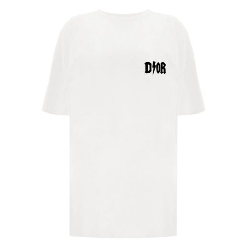 4coolkids-ladies-t-shirt-dior-oversized-white-black-1588